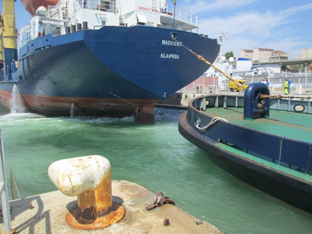 Assistance pour toute maintenance corps et machines des navires – Maintenance hull and machinery assistance
