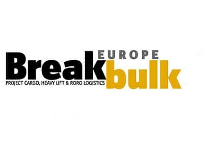Salon international Break Bulk Europe – Afrique – Chine – Amérique